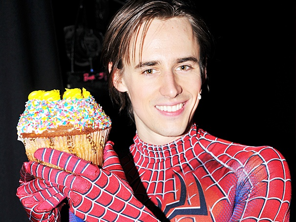 Happy Birthday, Reeve Carney! The Spider-Man Star Gets a Superhero Surprise