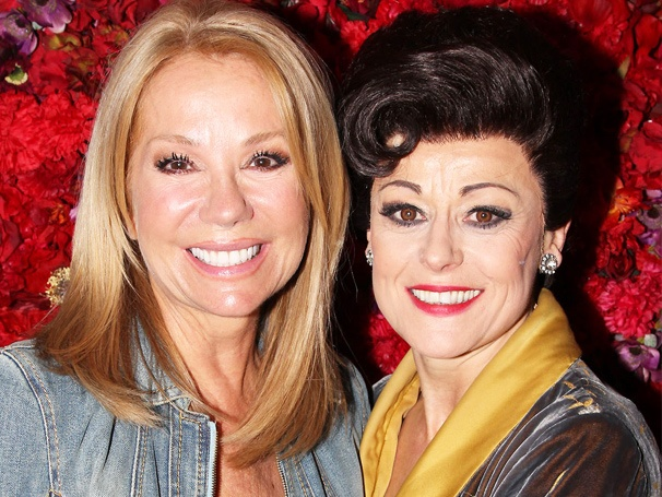 Kathie Lee Gifford Gets Rainbow High with Tracie Bennett at End of the Rainbow