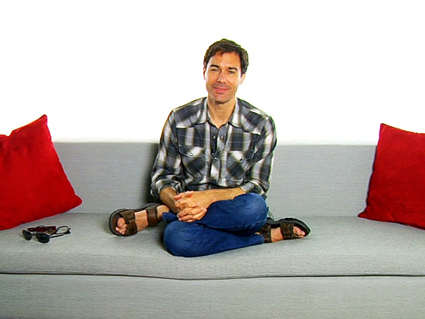 The Best Man's Eric McCormack on a Will & Grace Reunion, His Dream Role and Lots of Bacon