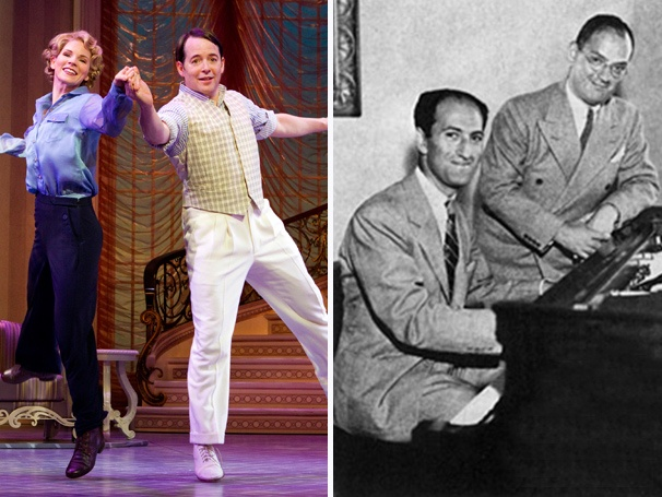 Nice Work If You Can Get It: The Gershwin Brothers' Toe-Tapping Journey Back to Broadway