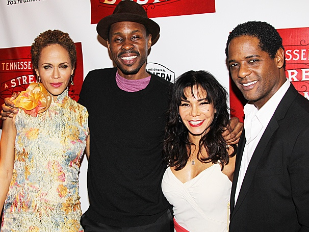 They Want Magic! Join Blair Underwood, Nicole Ari Parker & More on A Streetcar Named Desires Opening Night 