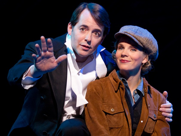 S'Wonderful! Nice Work If You Can Get It, Starring Matthew Broderick and Kelli OHara, Opens on Broadway
