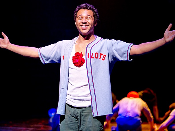 All Good Gifts! Get a First Look at Corbin Bleu as Jesus in Godspell