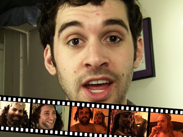 Boys Life: Backstage at Peter and the Starcatcher with Adam Chanler-Berat Episode 2: Meet the Mermaids!