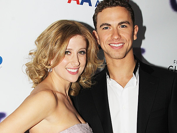 Stars Richard Fleeshman, Caissie Levy & More Celebrate Three Little Words: Ghost Opening Night!