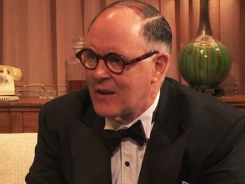This Just In! Take a Video First Look at John Lithgow in The Columnist