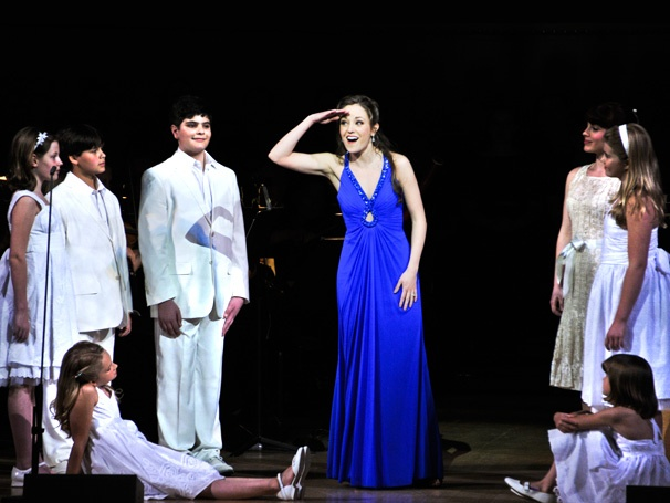Exclusive Photos! Backstage and Onstage With Laura Osnes & Co. at the Carnegie Hall Sound of Music Concert