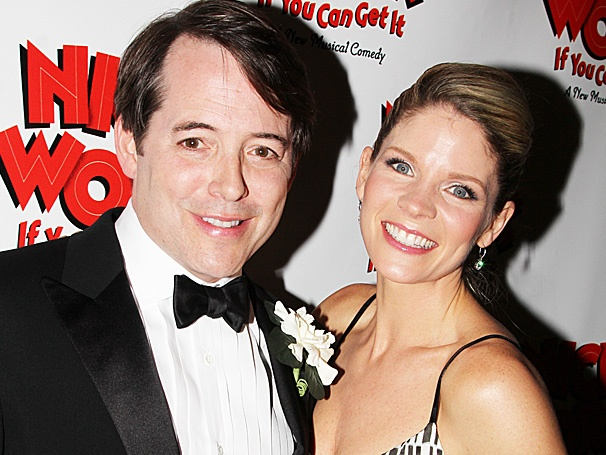 I've Got a Crush On You! Matthew Broderick, Kelli O'Hara & More Celebrate Opening Night of Nice Work If You Can Get It