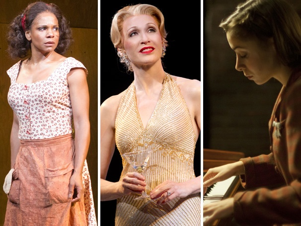 Going for 2012 Tony Gold! Handicapping the Race for Best Actress in a Musical