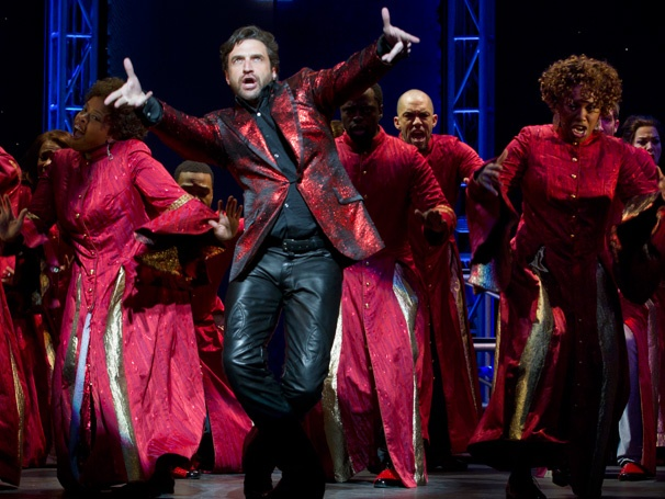 Despite Closing, Leap of Faith Will Perform at the 2012 Tony Awards