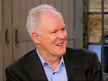 Watch The Columnist Star John Lithgow Discuss His 'Role of a Lifetime' on CBS This Morning