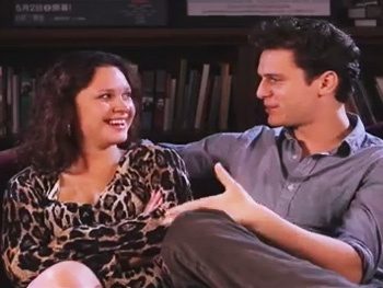 Jonathan Groff & Lauren Pritchard Recall the Origins of Spring Awakening: 'Everyone Was Scared'