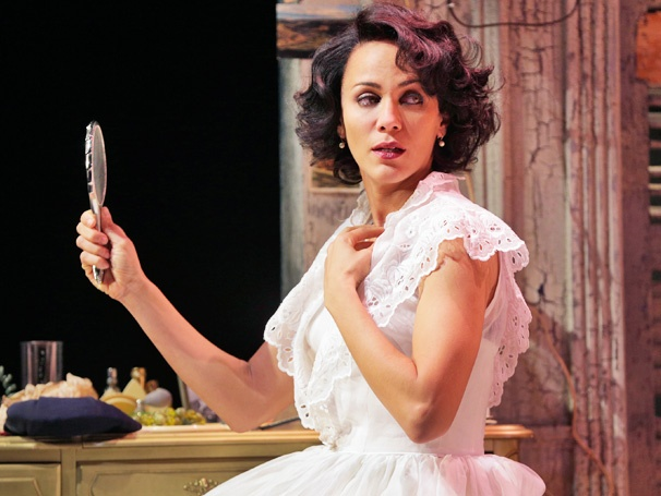 Streetcar Star Nicole Ari Parker on Her Overwhelming Broadway Debut as Blanche DuBois