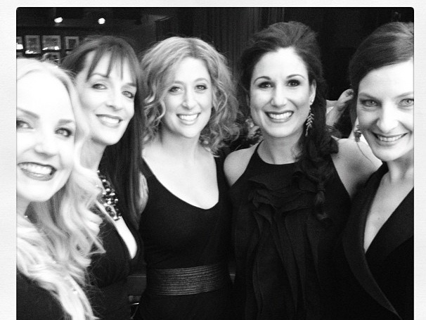 Savor One Wicked Photo With Five Former Elphabas, Including Caissie Levy & Stephanie J. Block