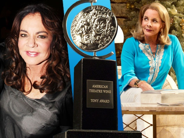 Other Desert Cities Star Stockard Channing on How Tony Nomination Day is Like High School