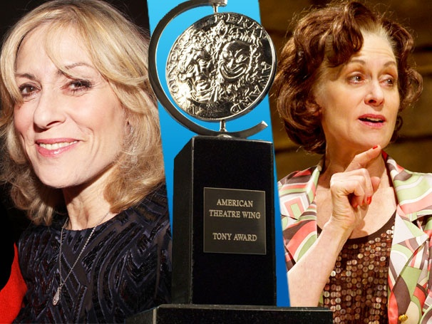 Other Desert Cities Nominee Judith Light Remembers Her Supportive Father