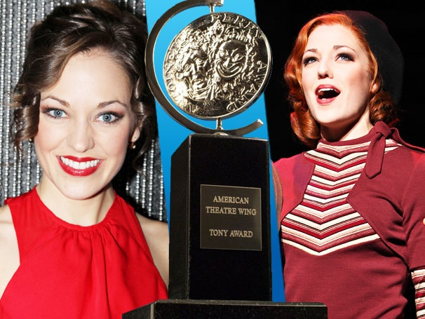 Bonnie & Clyde Nominee Laura Osnes Texts with Sutton Foster, Cries and Bakes Doggie Cupcakes