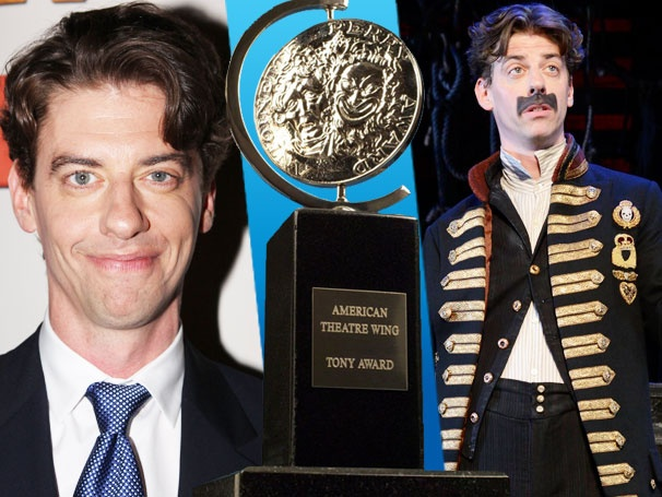 Peter and the Starcatcher's Christian Borle Set His Alarm 'Like Any Excited Responsible Actor' on Nomination Morning