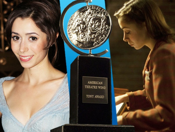 Once Star Cristin Milioti Is Thrilled for Her 'Tony Danza Nomination'