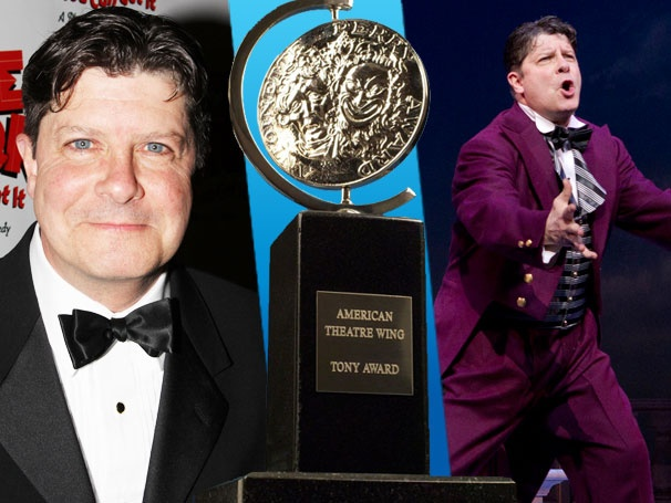 Nice Work Star Michael McGrath Toasts the Tonys With a Manhattan