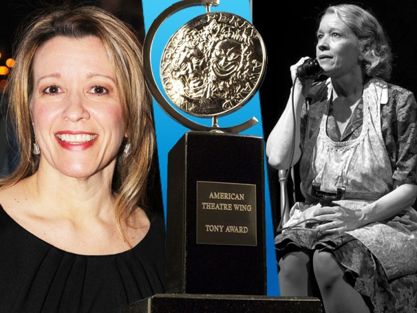 Death of a Salesman Nominee Linda Emond Recalls Her 'Terrible' First Nomination