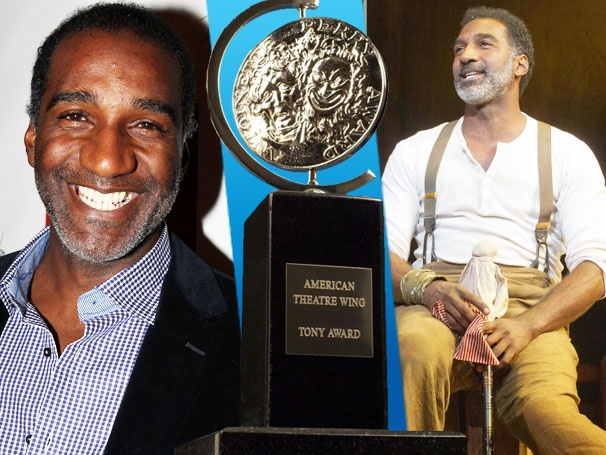 Porgy and Bess Star Norm Lewis Had to Rewind Tony Announcement to Believe His Nom