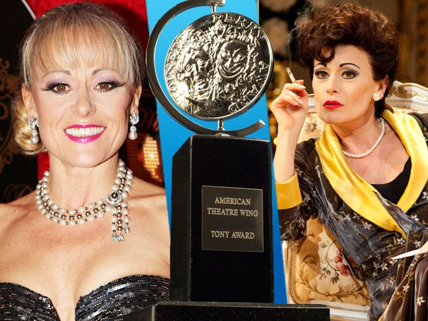 End of the Rainbow Nominee Tracie Bennett Never Believed She'd Be on Broadway