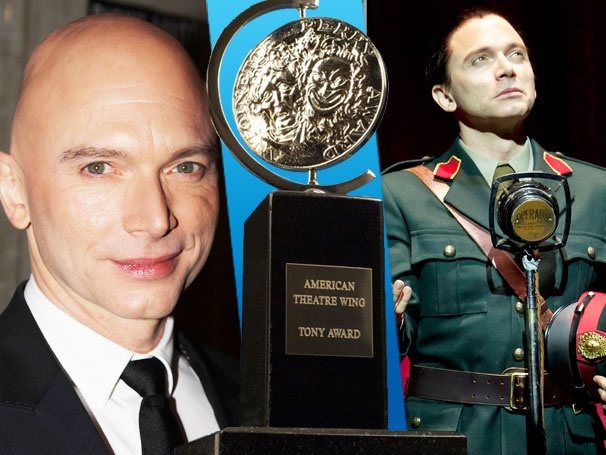 Evita's Michael Cerveris Marks His Fifth Tony Nomination in the Recording Studio