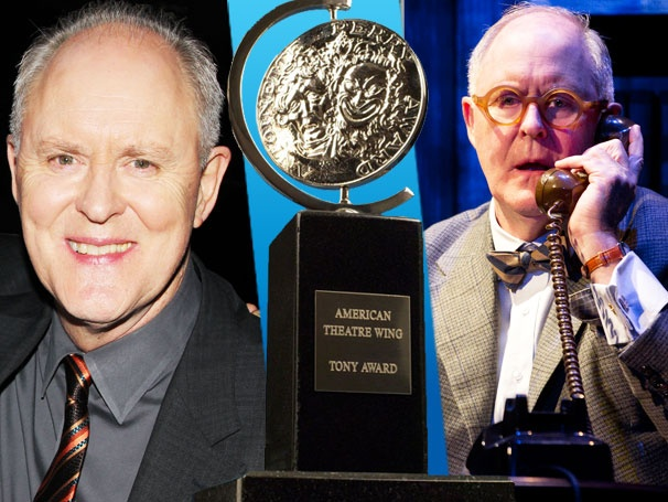 The Columnist Star John Lithgow is Thrilled with His 'Miracle' Nomination