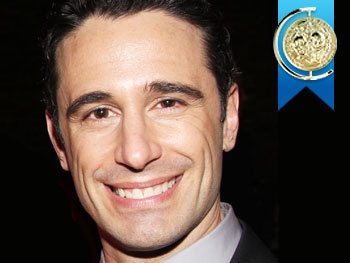 Newsies Choreographer Christopher Gattelli Was Too Nervous to Watch the Nominations