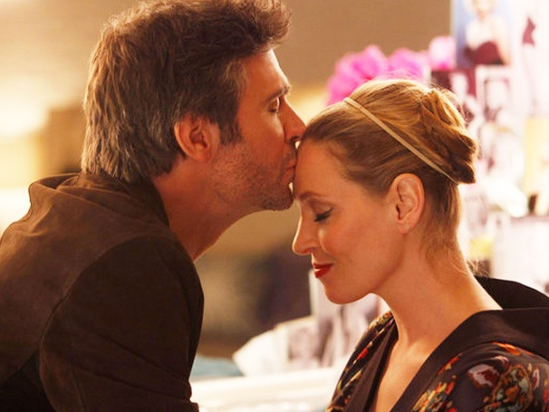 Uma Thurman 'Glows,' Raza Jaffrey Pops the Question and More Smash Highlights