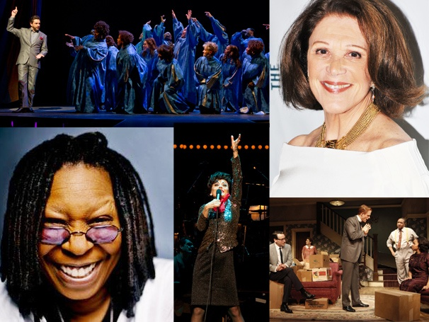 Lavin's Magic Touch, the Whoopi Connection & More: 10 Fun Facts About the 2012 Tony Nominations
