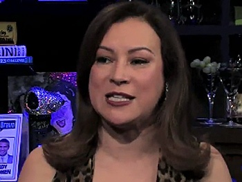 Dont Dress For Dinner's Jennifer Tilly Dishes on Woody Allen & Nasty Sandwiches on Watch What Happens