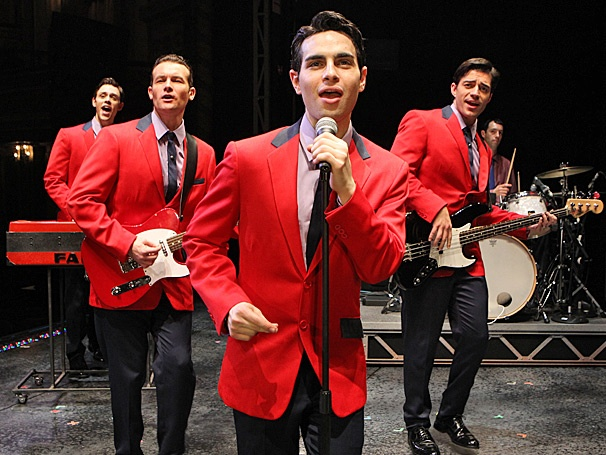 Oh, What a Night! Jersey Boys Begins Performances in Louisville