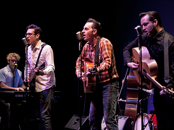 Million Dollar Quartet Stars Rock Austin's 2012-2013 Preview Party