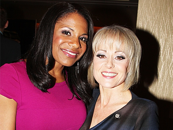 From Audra to Kazee! Our Complete Photo Scrapbook of the 2012 Tony Nominees Reception