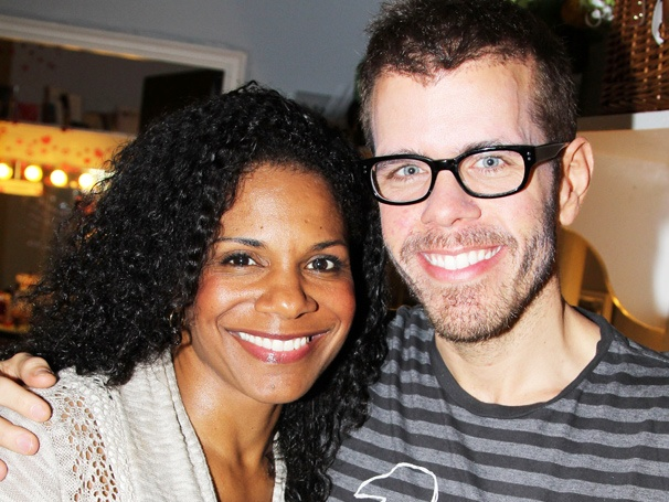 Perez Hilton & More Visit the Tony-Nominated Stars of Porgy and Bess