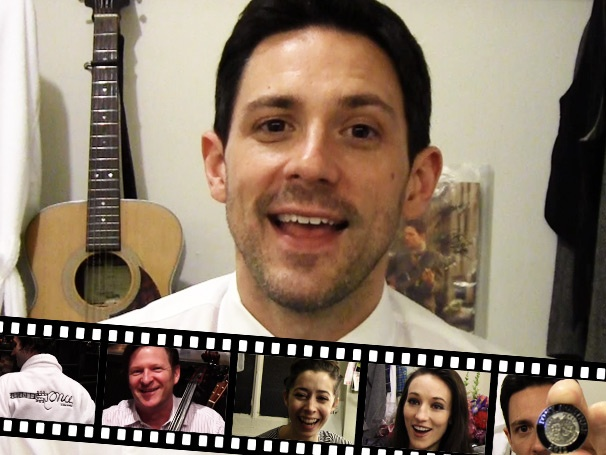 Guitar Hero: Backstage at Once with Steve Kazee, Episode 5: Let's Talk Tony Nominations!