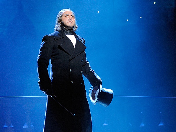 Andrew Varela Talks About His Les Miserables Dream Moment and Loving Exotic Facial Hair