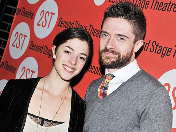 Lonely, I'm Not Stars Topher Grace & Olivia Thirlby are in Good Company on Opening Night