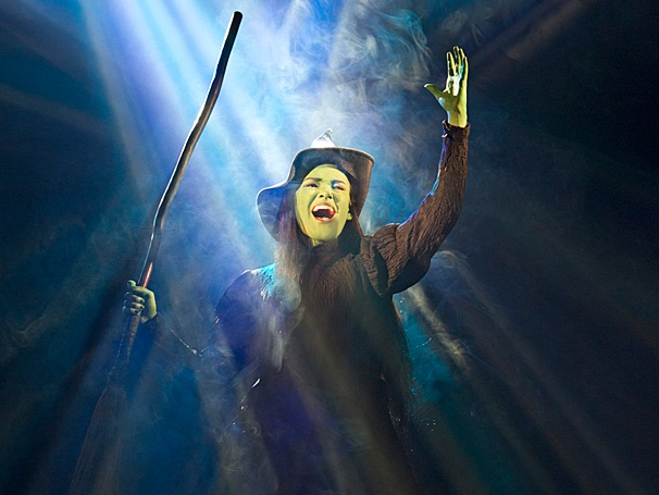 Smash Hit Musical Wicked Flies Into Fort Lauderdale
