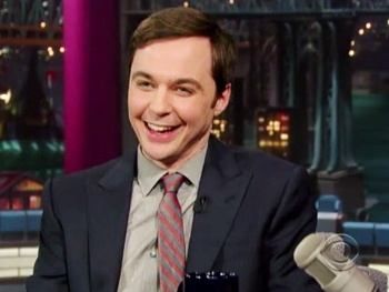 Harvey Star Jim Parsons Shares His Addiction-Kicking Secrets on the Late Show 