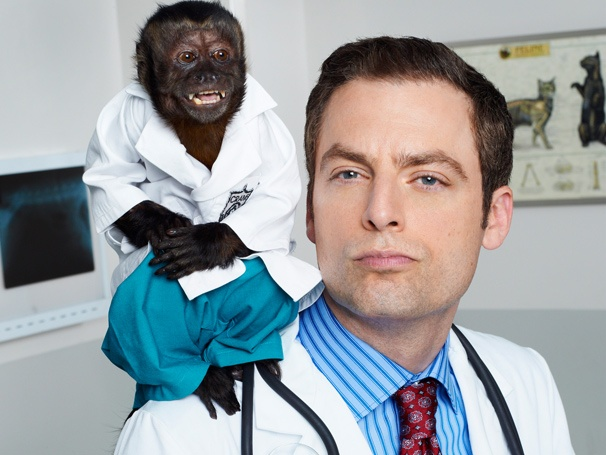 NBC Orders Full Season of New Justin Kirk Veterinarian Comedy Animal Practice