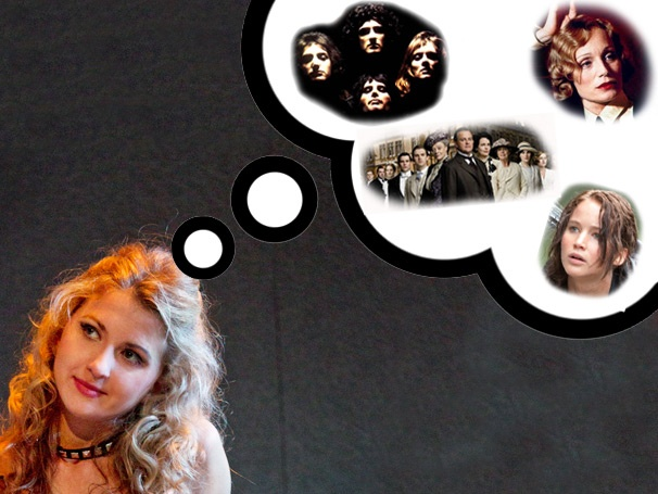 Tony Nominee Nina Arianda on Her Obsession with The Hunger Games, Downton Abbey & More