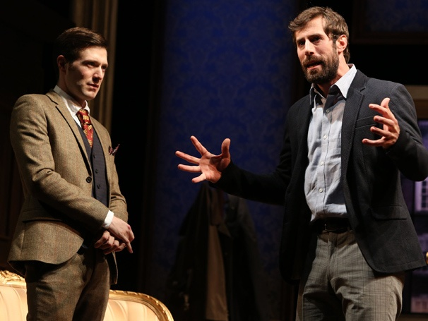 Welcome to Cambridge! Get a Scholarly First Look at Off-Broadway's The Common Pursuit