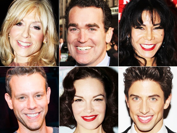  Adam Pascal, Judith Light and More to Join Host Darren Criss as Presenters at the 2012 Broadway.com Audience Choice Awards