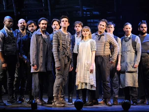 Peter and the Starcatcher Headed to Off-Broadway's New World Stages 