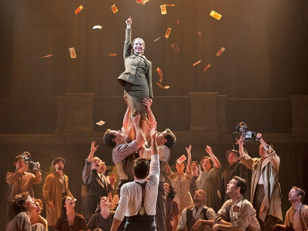 Evita to Launch National Tour in Fall 2013