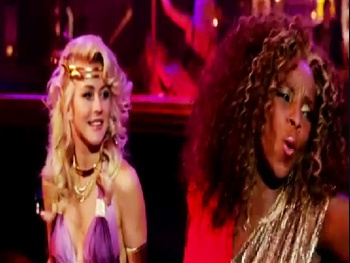 Watch Mary J. Blige School Julianne Hough with 'Any Way You Want It' in the Rock of Ages Movie