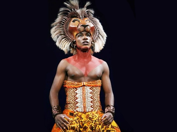 Dashaun Young Returns as Simba in Broadway's The Lion King